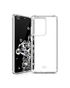 ITSKINS Hybrid Clear Case for Samsung Galaxy S20 Ultra - Transparent